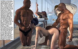 Aroused 3D Free Erotic Art by KristinF
